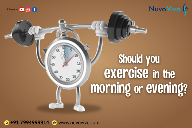 What time should you workout